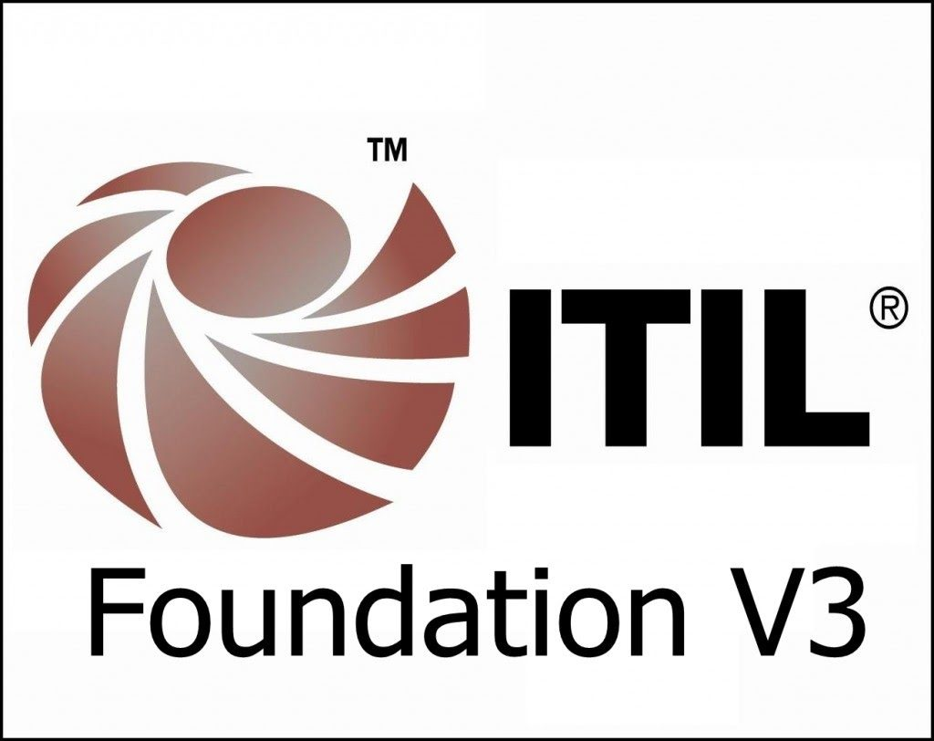 ITIL FOUNDATION V3