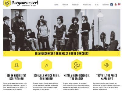 BeeYourConcert.com